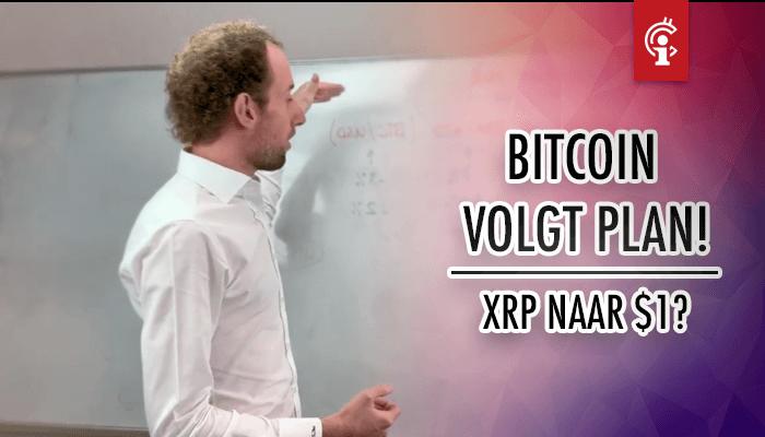Bitcoin (BTC) koersvideo van Michiel: Ethereum taking over!