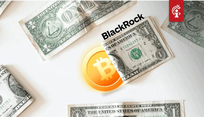 Bitcoin (BTC) is een smalle markt, kan uitgroeien tot wereldwijde markt, BlackRock CEO