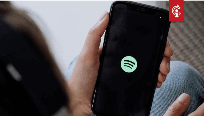 Gaat Spotify binnenkort betalingen met cryptocurrencies als bitcoin (BTC) accepteren