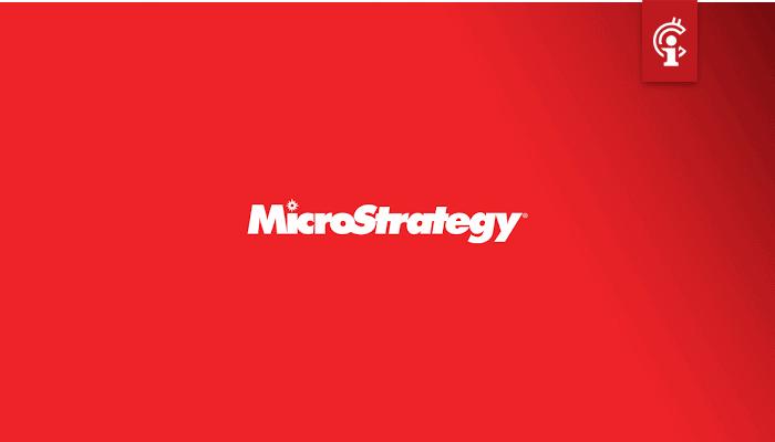 Miljardenbedrijf MicroStrategy koopt weer voor miljoenen dollars aan bitcoin (BTC)