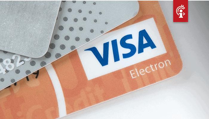 Visa gaat samenwerken met Ethereum (ETH) stablecoin USDC voor zakelijke creditcard